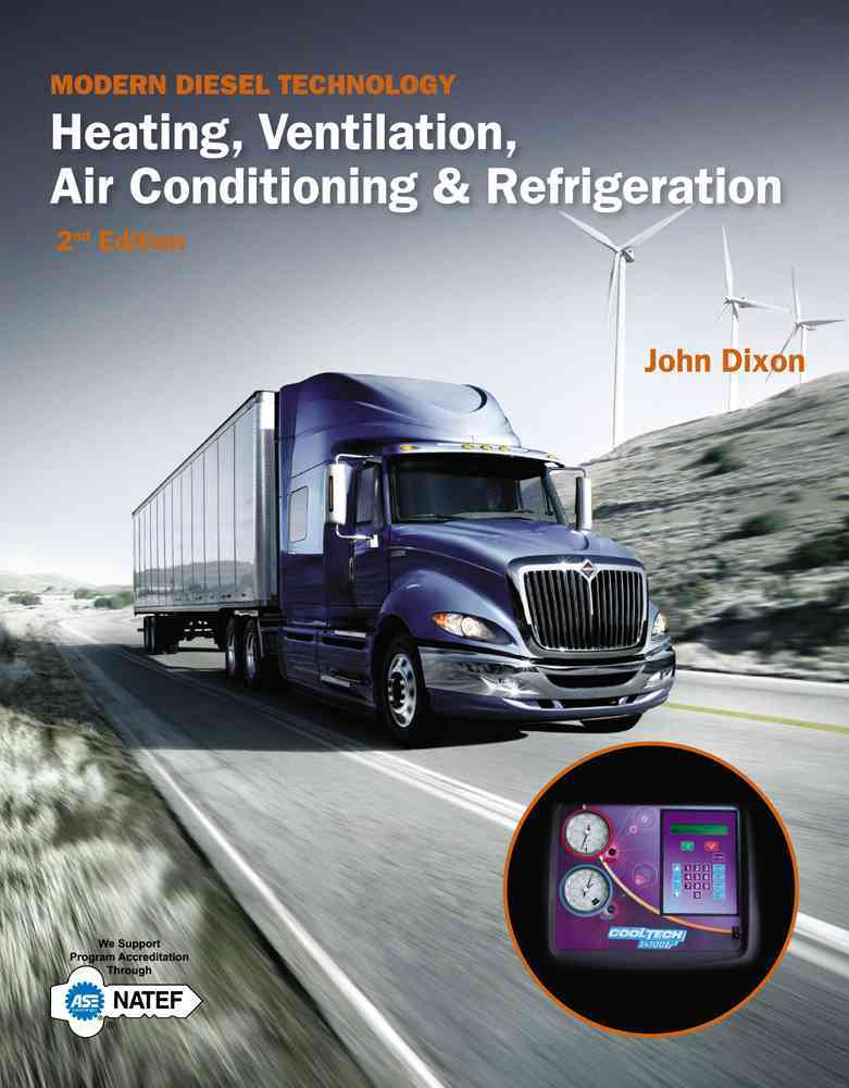 Modern Diesel Technology By Dixon, John